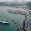 Layanan Ferry Merak-Bakauheni Kembali Normal Pasca Tsunami Selat Sunda