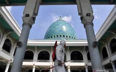 Salat Idulfitri Berjamaah di Masjid dan Lapangan Dilarang
