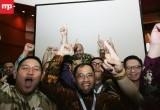 Inilah Momen Kemenangan Afi Kalla Dalam Musda XVI HIPMI Jaya