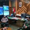 Temui KSAD Andika Perkasa, Kapolri Listyo Tekankan Soliditas dengan TNI
