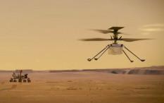 Helkopter Ingenuity NASA Setara dengan Ponsel-Ponsel ini