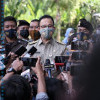 Diperiksa Jadi Saksi Korupsi Lahan Munjul, Anies Ungkit Pernah Bantu KPK