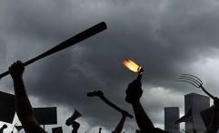 Bentrok Antar Mahasiswa, Kampus Universitas Riau Mencekam