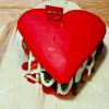 Burger Love Menu Spesial Betewe Cafe di Bulan Kasih Sayang