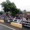 Polisi Amankan Ratusan Simpatisan Rizieq Shihab, Ada yang Bawa Sajam