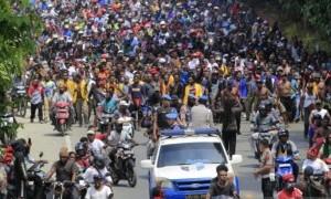 Masyarakat Papua di Mata Aktivis Tionghoa