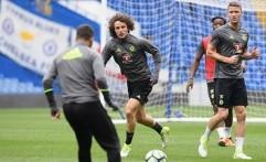 David Luiz Kandidat Kapten Baru Chelsea
