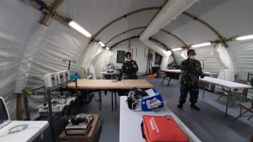 Operasional RS Darurat Corona TNI AD di Solo Tertunda