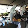 Polres Jakpus Sediakan Rapid Antigen Gratis di Stasiun Senen