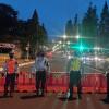 Daftar Jalan Disekat Selama Bandung Raya Siaga 1 COVID-19