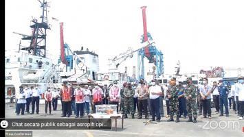 KNKT Kerahkan Kapal Penyedot Lumpur Temukan CVR Sriwijaya Air SJ 182
