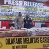 Polisi Selidiki Dugaan Keuntungan Penyelundupan 310 Kg Sabu untuk Terorisme