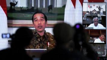 Komnas HAM Lihat PP yang Dikeluarkan Jokowi Layaknya UU atau Kepres