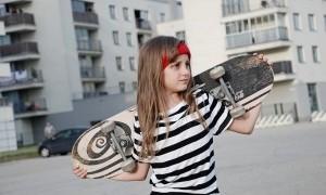 Mengenal Tujuh 'Skateboarder' Perempuan, Nomor Dua yang Paling 'Gokil'