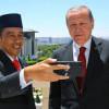 Sama dengan Jokowi, Erdogan Disuntik Vaksin Sinovac
