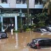 Hujan Dengan Intensitas di Atas 150 milimeter Bikin Jakarta Banjir