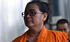 Dicecar Jaksa KPK, Miryam Haryani Cuma Jawab Lupa