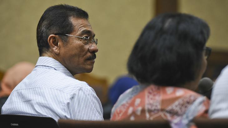 KPK Periksa Gamawan Fauzi Terkait Korupsi IPDN Riau
