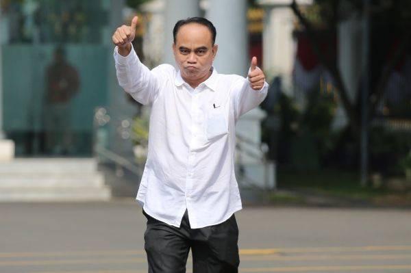 Pembantu Jokowi yang 'Sentil' Demokrat Diminta Jangan Bertindak Seperti Buzzer