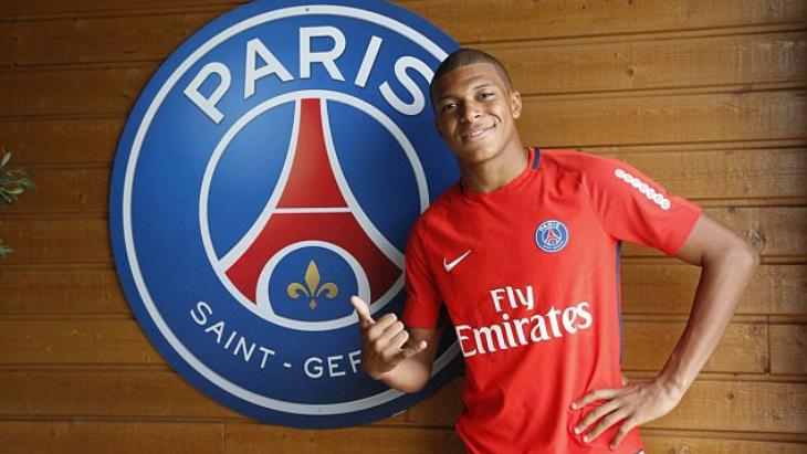 Mbappe Tolak Arsenal Demi PSG