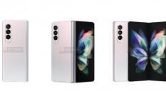 Desain 2 Ponsel Lipat Terbaru Samsung Terkuak