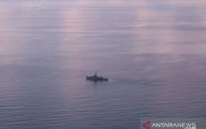 Bakamla Klarifikasi Terkait Ribuan Kapal Asing di Laut Natuna Utara