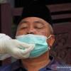Wisatawan di Puncak Bogor Jalani Tes COVID-19