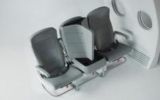 Desain Baru Kursi Pesawat untuk Jaga Jarak
