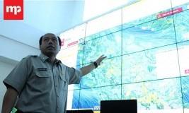 Kawah Sileri Dieng Meletus Setinggi 50 Meter, Lokasi Wisata Ditutup