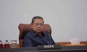 SBY Hadiri Kampanye Nurul Arifin-Ruli
