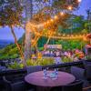 Menikmati Romansa Panorama Sunset Sambil Barbequan di Ratu Boko