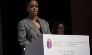 Gara-Gara Rihanna, Snapchat Kehilangan Rp 11 Triliun