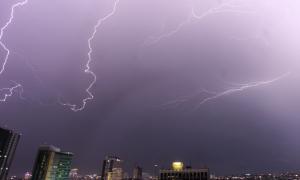 Selama Seminggu ke Depan, BMKG Sebut Kalbar Bakal Diguyur Hujan Deras