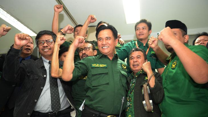 Jadi Pengacara Jokowi-Ma'ruf, Yusril Tegaskan Bukan Bagian Timses