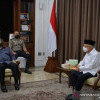 Erick Diperintah Wapres Suntik Modal ke Bank Wakaf Mikro Pesantren