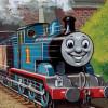 Lucu, Kereta 'Thomas the Tank Engine'  Hadir di Jepang