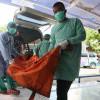 DVI Polri Mulai Selidiki Identitas 41 Jenazah Napi Lapas Tangerang