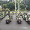 Ratusan Perwira Prajurit Karier dan Siswa Kursus Tenaga Kesehatan Dikerahkan ke Jakarta