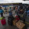 Bus AKAP Masih Beroperasi di Terminal Pulogebang Jakarta