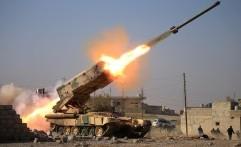 Pasukan Irak Terlibat Bentrok Sengit dengan IS di Mosul Barat