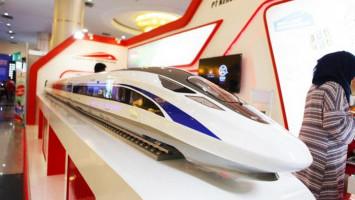 2 Pekan Disetop, Nasib Proyek Kereta Cepat Jakarta-Bandung Diketok Selasa Sore