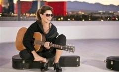 "Shania Twain Rilis Album ""Now"""