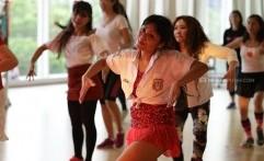 Ratusan Peserta Ikuti Body Contest and Zumba Party di Karawang