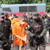 Polisi Gelar Rekonstruksi Kasus Pembunuhan Bos Perkapalan