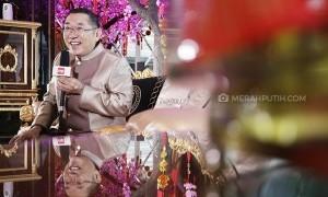 Tokoh Tionghoa Jerry Hermawan Lo, Percaya Shio atau Rasio?