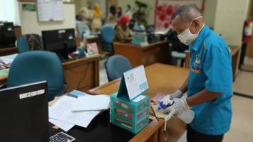 Sebanyak 51 Orang di Jakarta Positif Corona