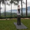 Rileks di Borobudur, Yuk Coba Yoga dari Dagi Abhinaya