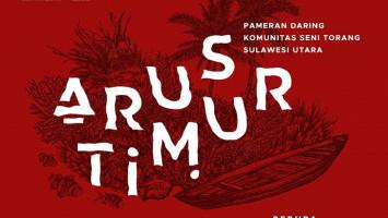 Galeri Nasional Indonesia Pamerkan Seni Torang Lewat 'Arus Timur'