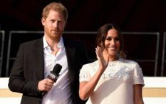 Pangeran Harry dan Meghan Markle Suarakan Pentingnya Vaksinasi di Global Citizen