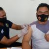 1.700 Anggota Polres Jakarta Pusat Jalani Vaksin Tahap Dua